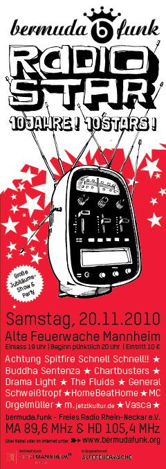 Plakat Radiostar